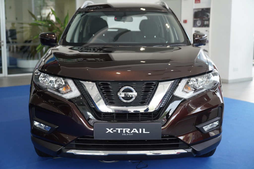 Nissan X Trail >> Media Gets First Look At Refreshed Nissan X Trail Carsifu