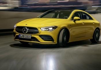 Der neue Mercedes-AMG CLA 35 4MATIC: Wenn ikonisches Design auf Kraft und Intelligenz trifftThe new Mercedes-AMG CLA 35 4MATIC: When iconic design meets strength and intelligence