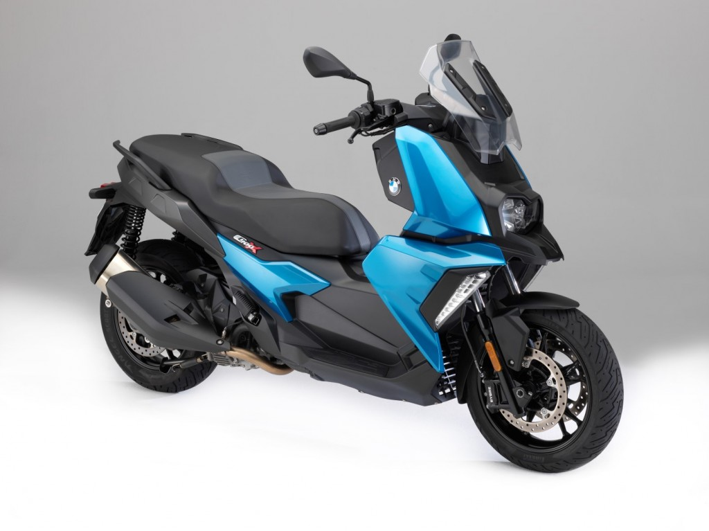Bmw Motorrad Launches Two New Scooters An Enduro And A Tourer From