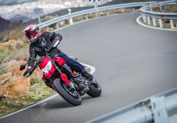 Ducati Hypermotard 950 - 08