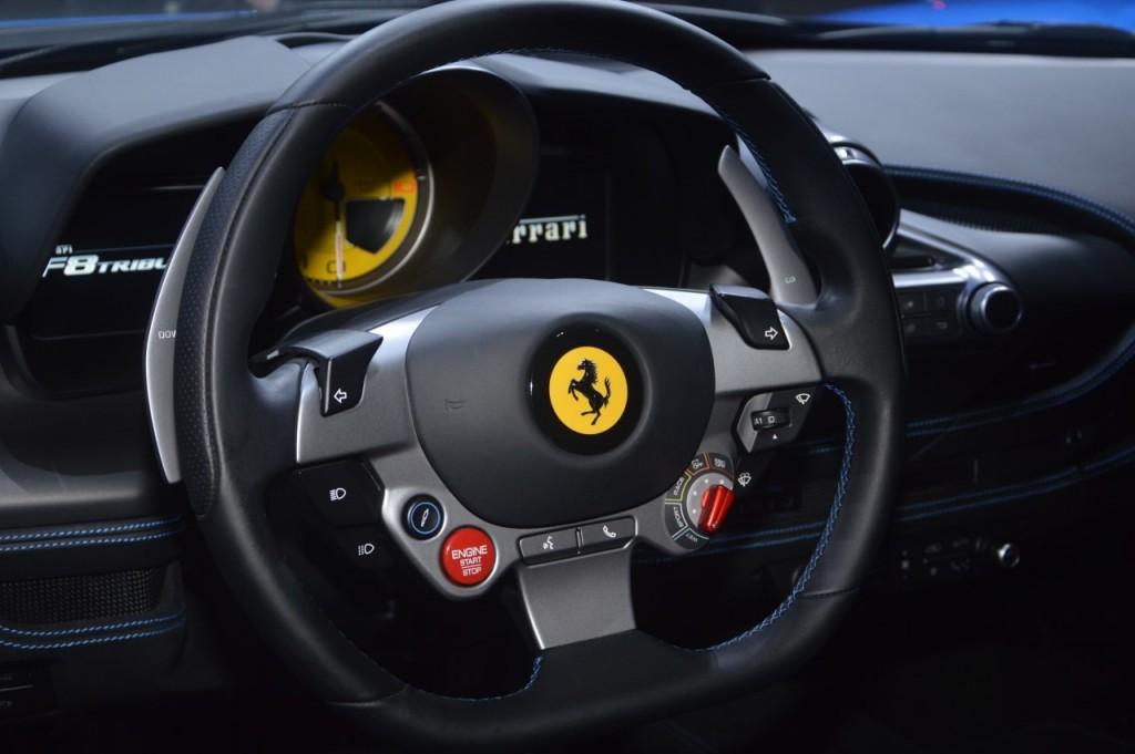 Ferrari F8 Tributo (1)