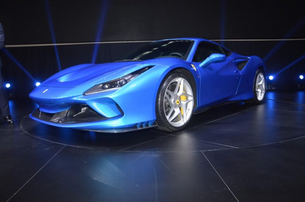 Naza Italia Launches Ferrari F8 Tributo At Rm1 068mil Carsifu