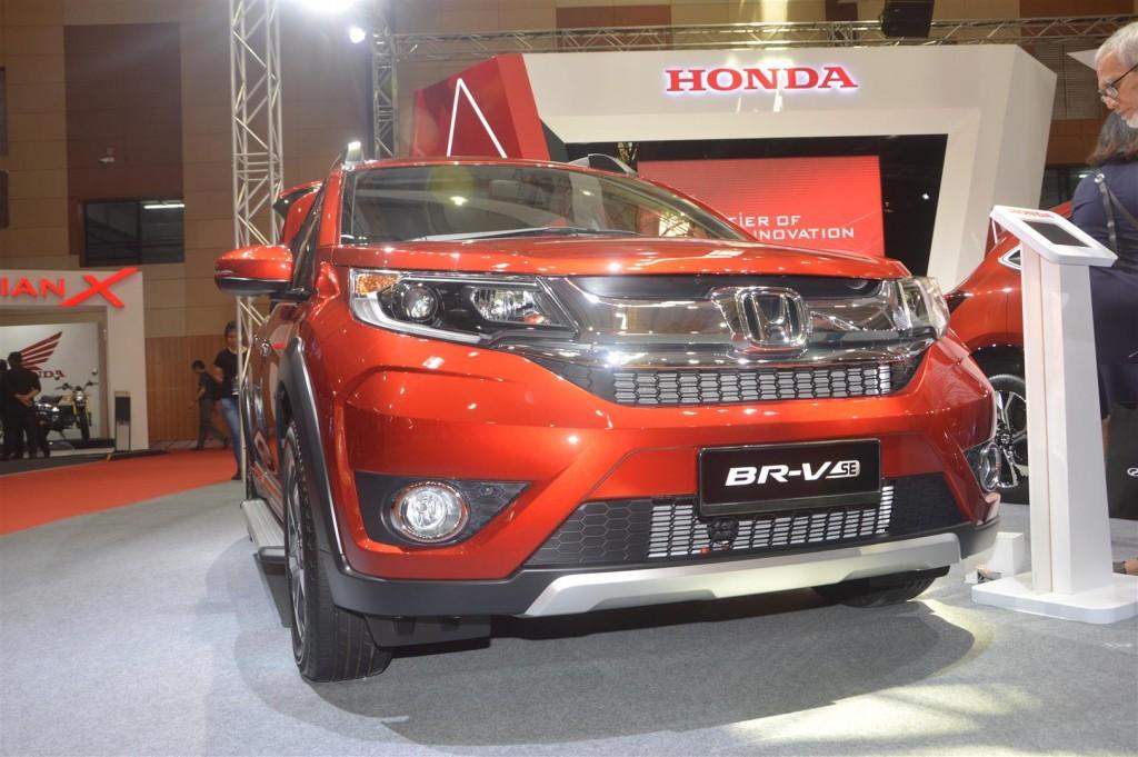 Honda BR-V Special Edition - 03