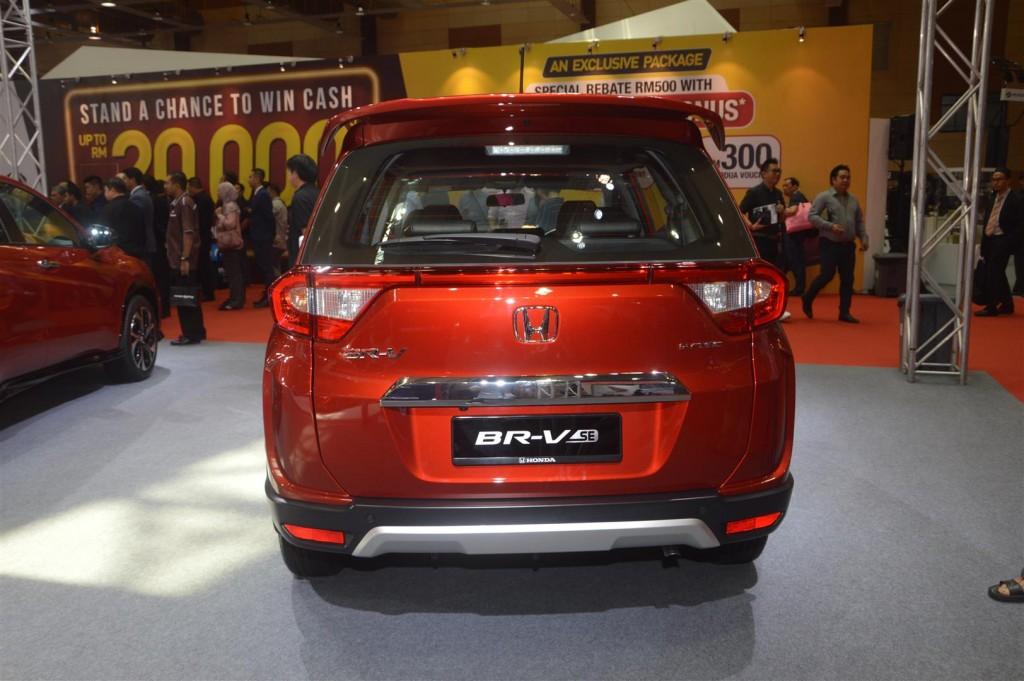 Honda BR-V Special Edition - 06