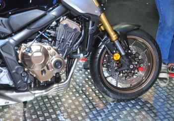 Honda CB650R - 02