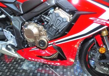 Honda CBR650R - 03