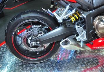 Honda CBR650R - 12