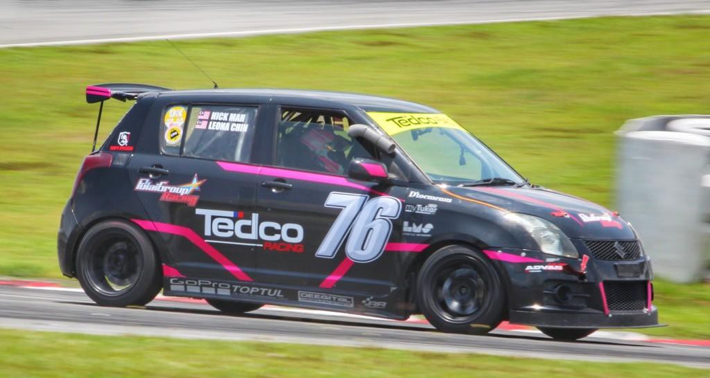 Leona Chin (Team Tedco Racing) Malaysia Championship Series 2019 - 01