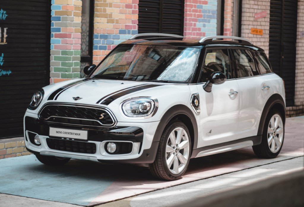 MINI Countryman PHEV with Wired Package