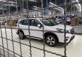 Tan Chong Subaru Automotive Thailand assembly plant - 02