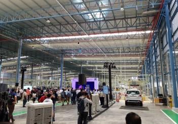 Tan Chong Subaru Automotive Thailand assembly plant - 05