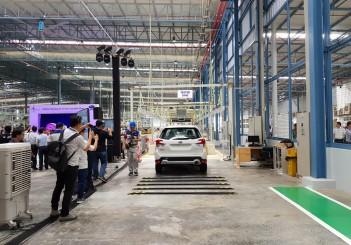 Tan Chong Subaru Automotive Thailand assembly plant - 06