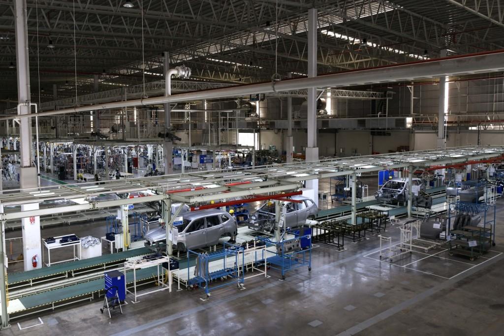 Tan Chong Subaru Automotive Thailand assembly plant - 12