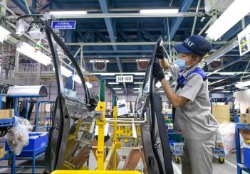 Tan Chong Subaru Automotive Thailand assembly plant - 13