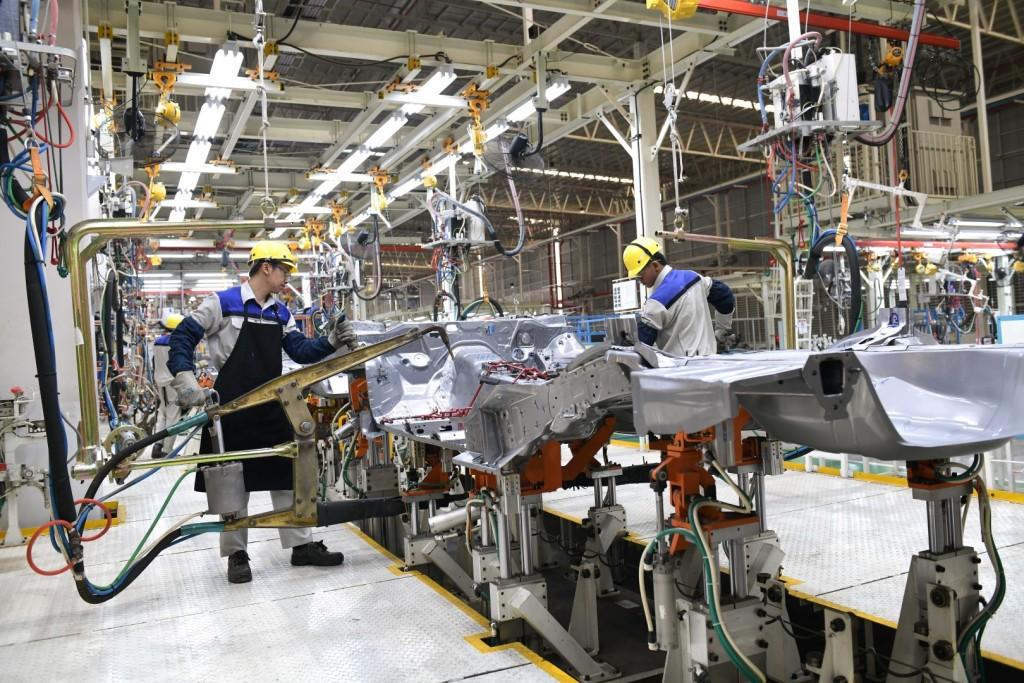Tan Chong Subaru Automotive Thailand assembly plant - 20
