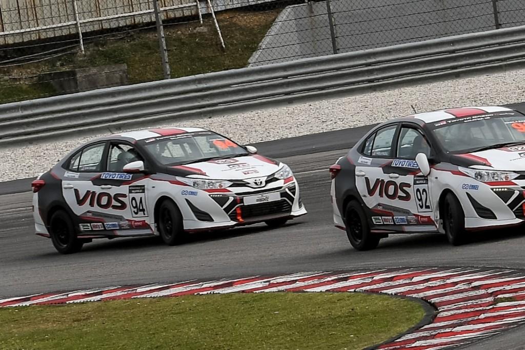 Toyota Vios Challenge (Round 4 - Sepang) - 19