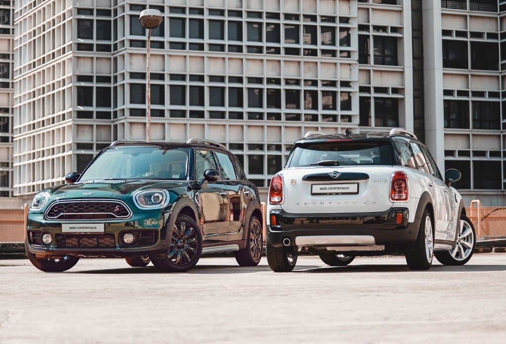 Mini Malaysia Launches Countryman Phev Wired And Cooper S Countryman