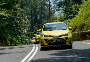 Getting to know new Toyota Yaris on way to Janda Baik | CarSifu