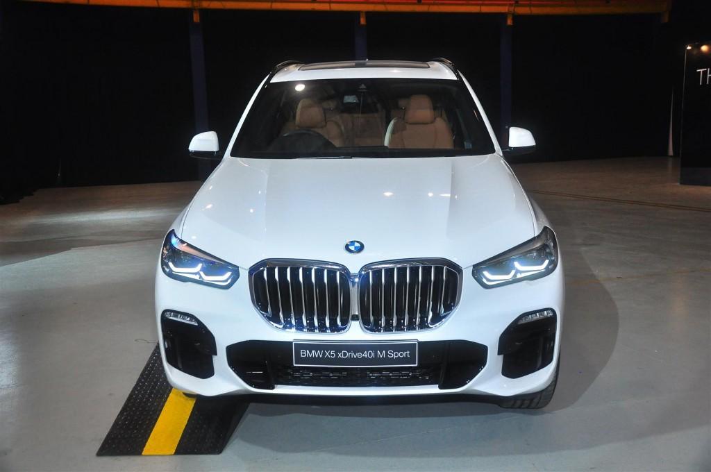 BMW X5 xDrive40i M Sport - 05