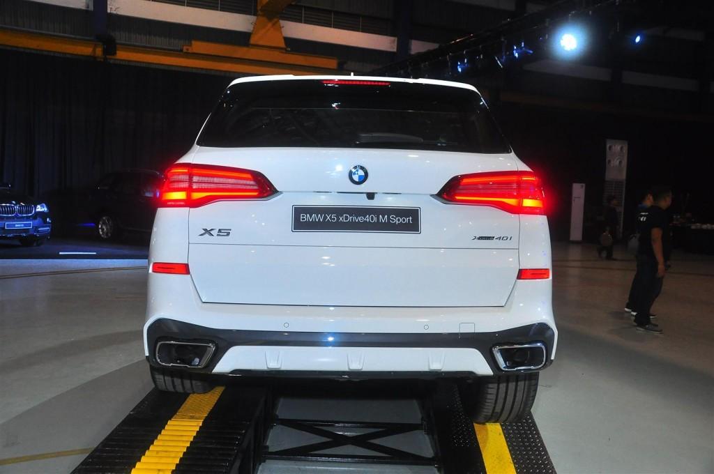 BMW X5 xDrive40i M Sport - 19