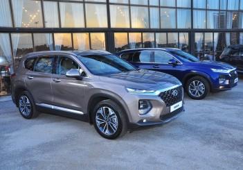 Hyundai Santa Fe Theta II 2.4 MPI Premium - 01