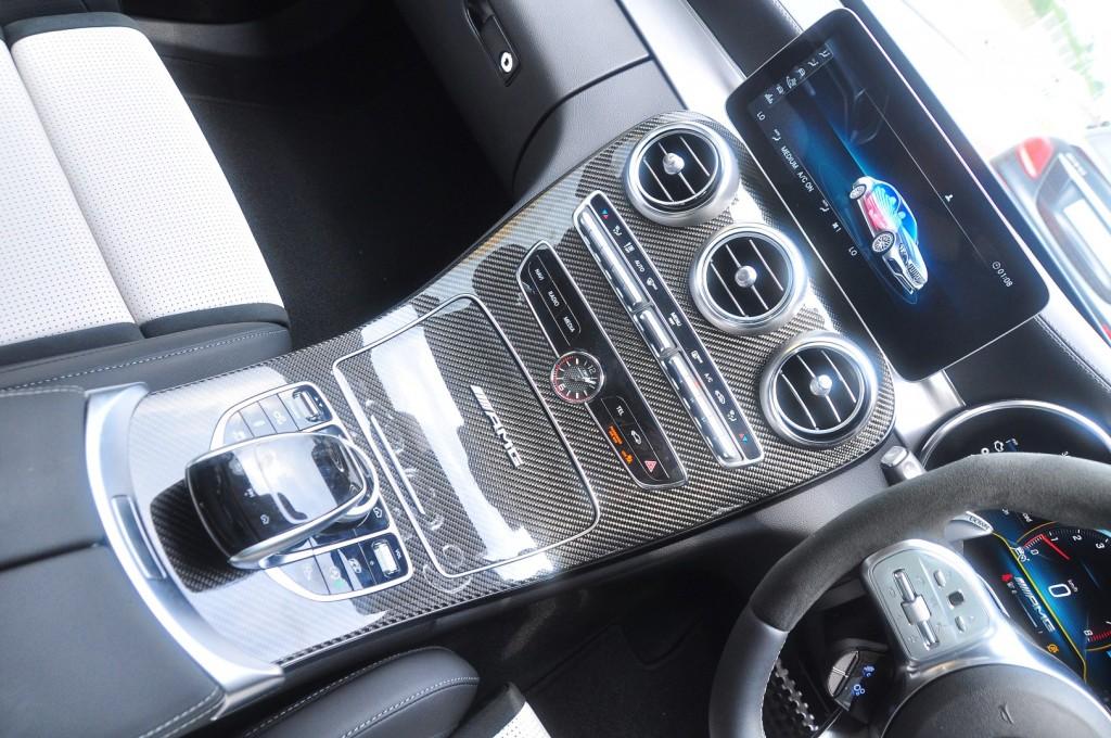 Mercedes-AMG C 63 S - 32