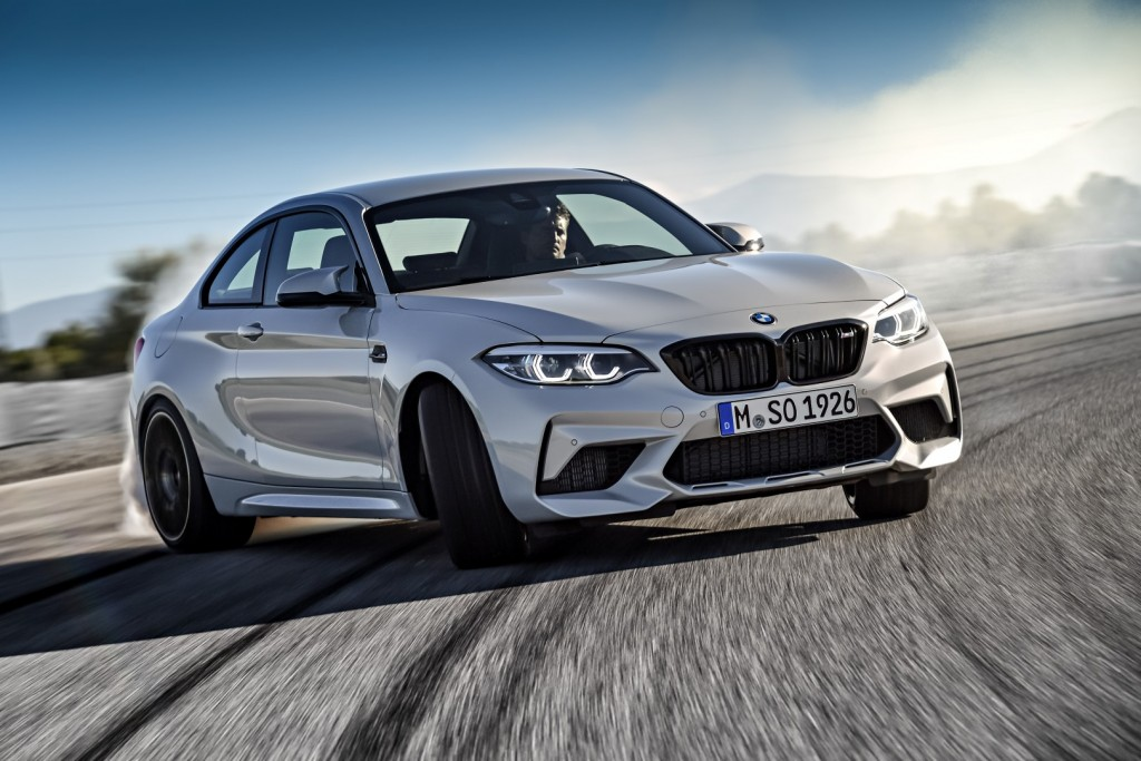 BMW M2 Competition - 08 Alpine White