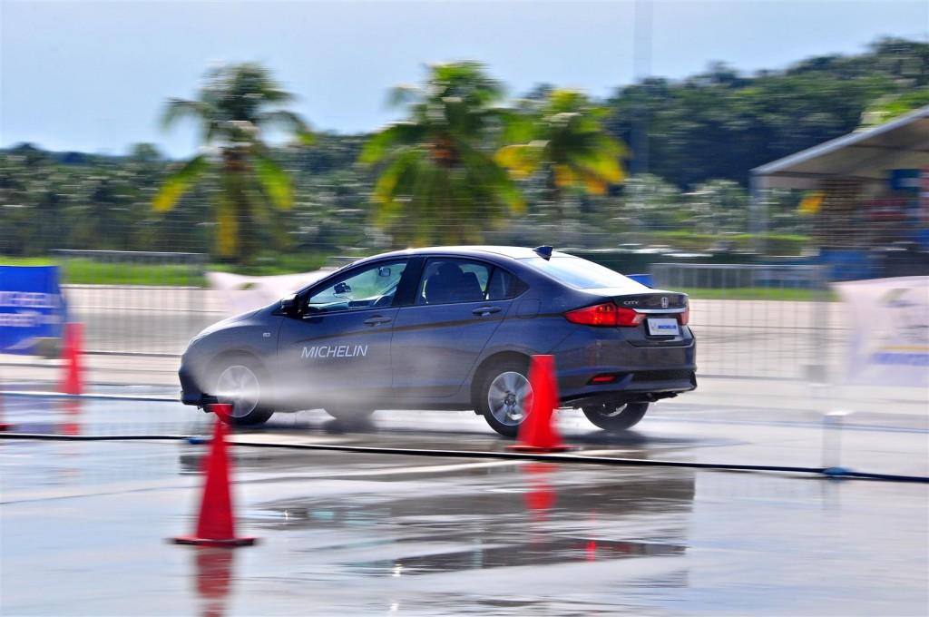 Honda City wioth Michelin Energy XM2+ - 06