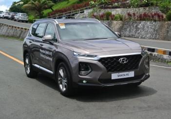 Hyundai Sanata Fe - 01