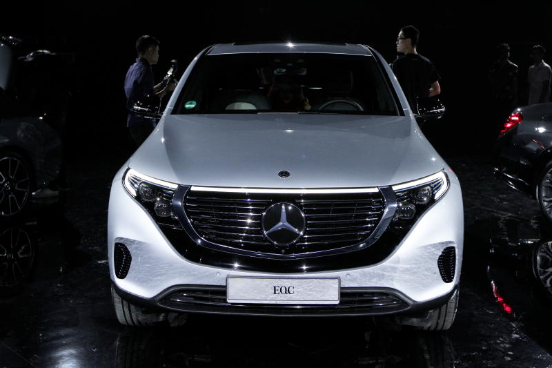 Mercedes-Benz EQC 400 - 03