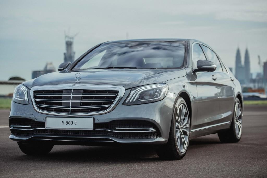 Mercedes-Benz S 560 e plugin hybrid arrives at RM660K (est ...