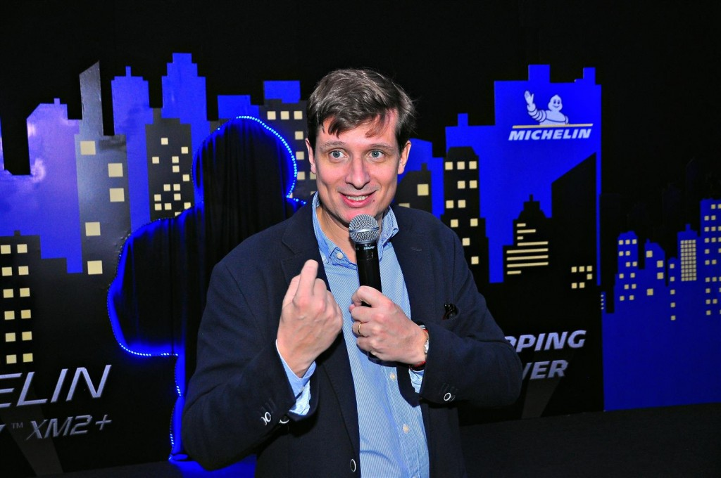 Michelin Energy XM2+ - 20 Michelin Malaysia, Singapore, Indo and Brunei MD Pascal Nouvellon
