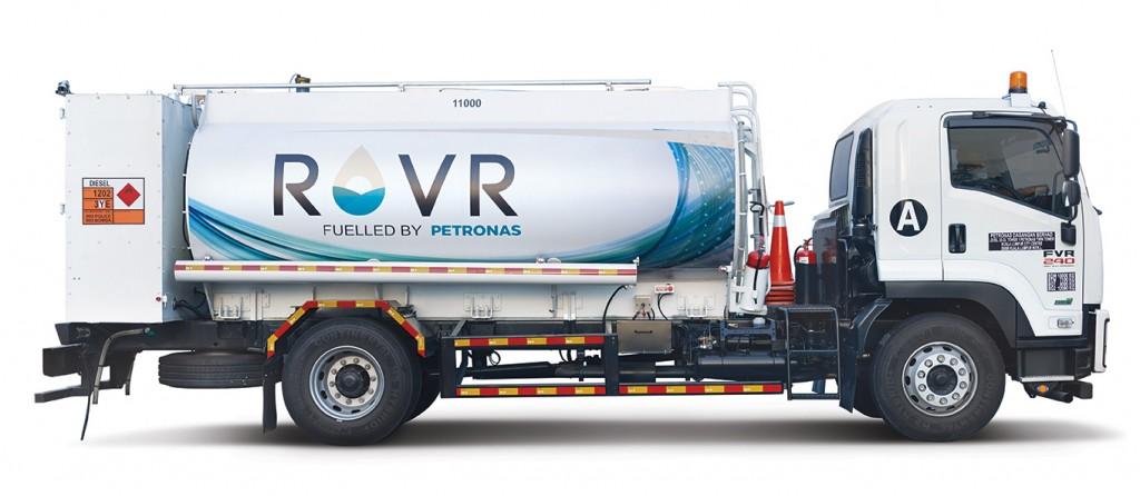 ROVR B2B 11000-liter