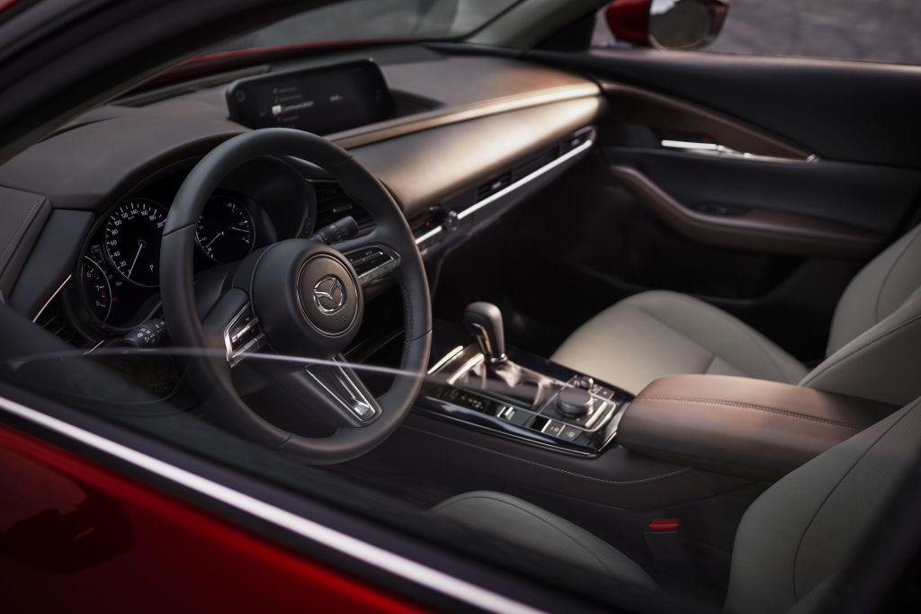 17 Mazda CX-30