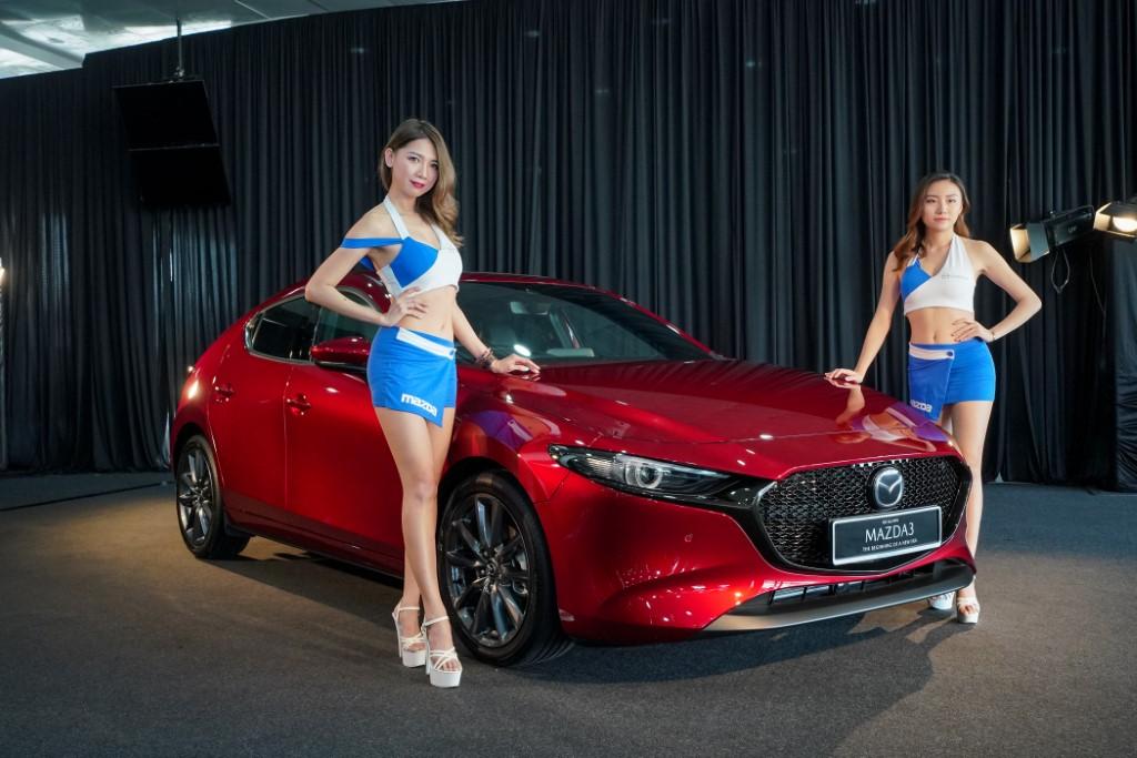 2019 Mazda3 at Sepang (2)