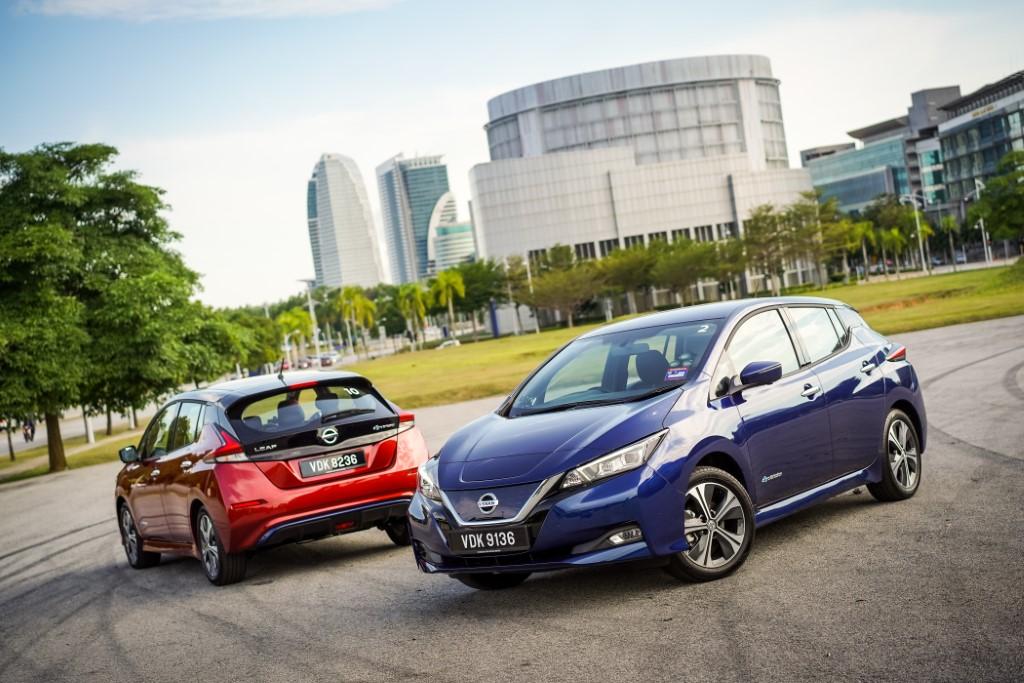 2019 Nissan Leaf (18)