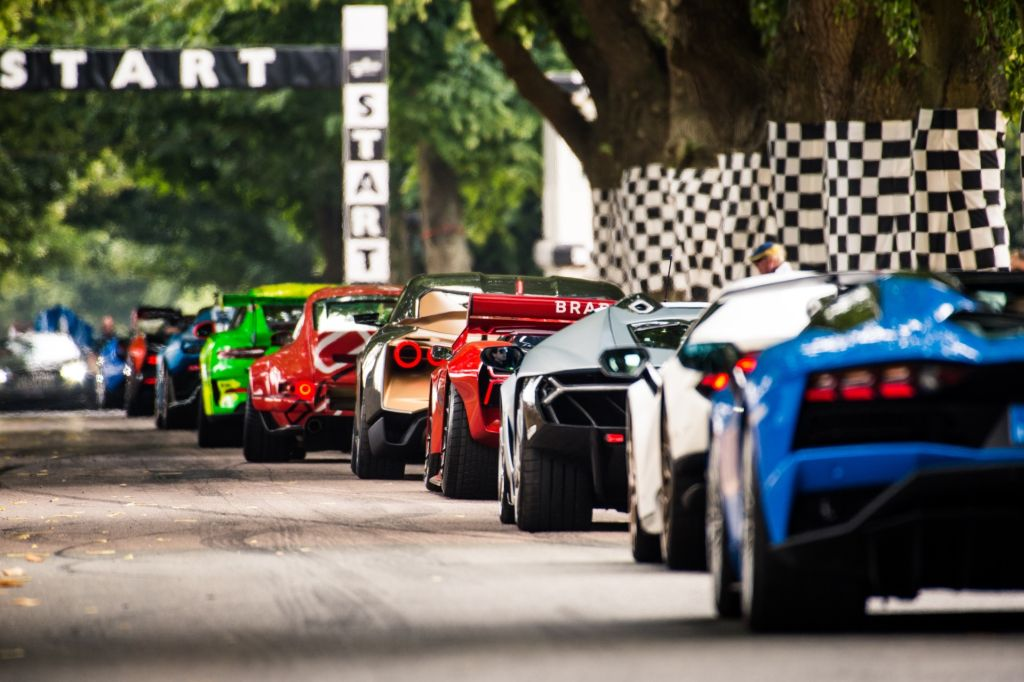 Festival Of Speed >> Will 2019 Goodwood Festival Of Speed Set A New Record Carsifu