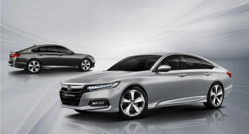 Honda Accord (10 Gen) - 02