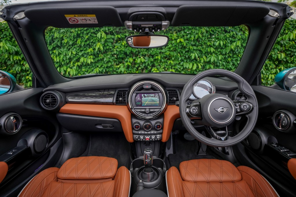 MINI Cooper S Convertible — only 20 units available at