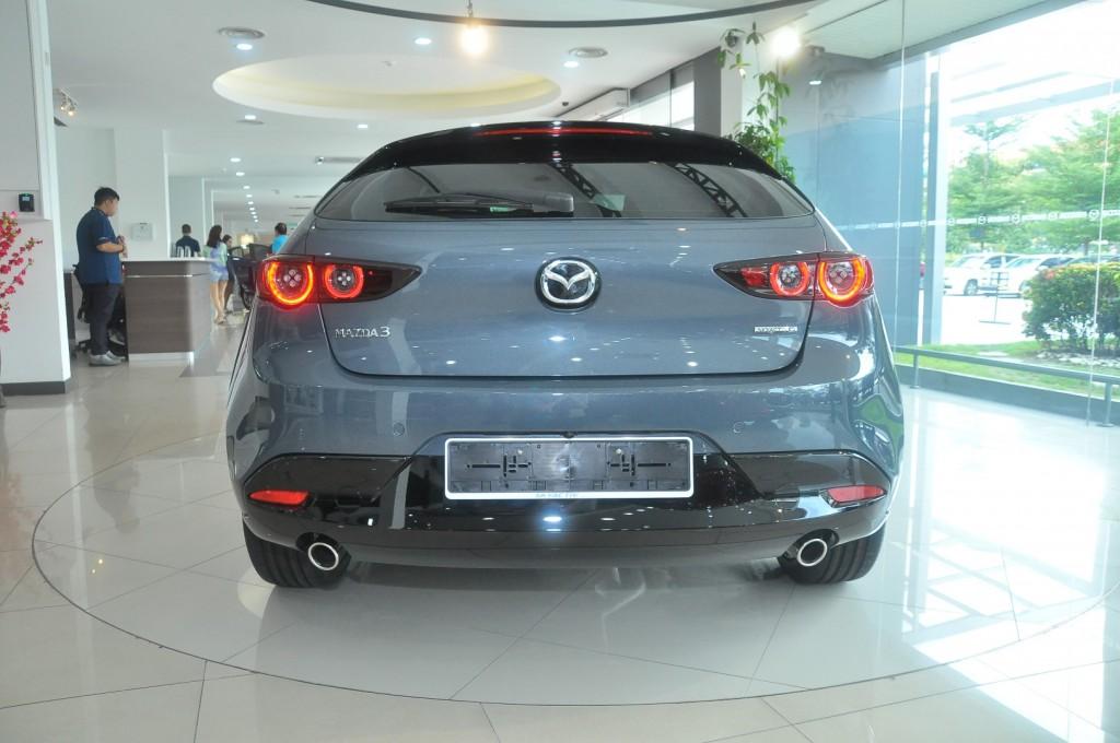 Mazda3 2.0 Liftback High Plus - 16