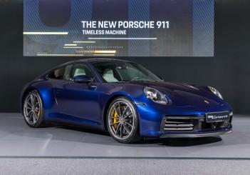 Porsche 991 (992) - 02