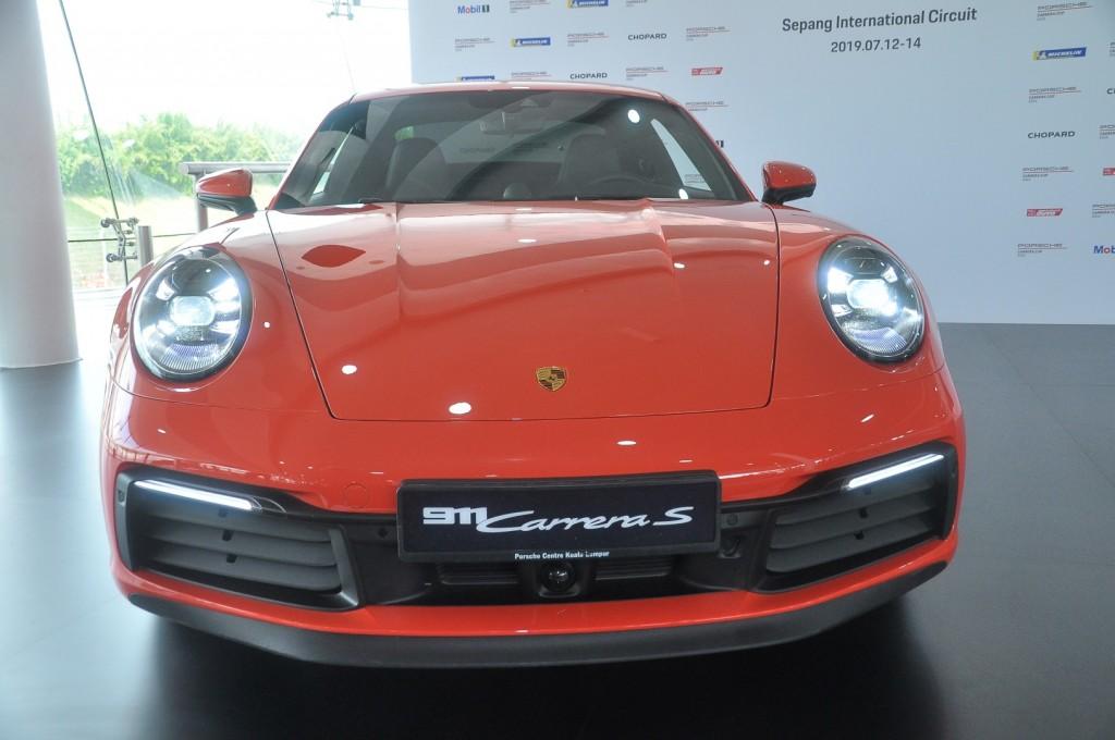 Porsche 991 (992) - 11
