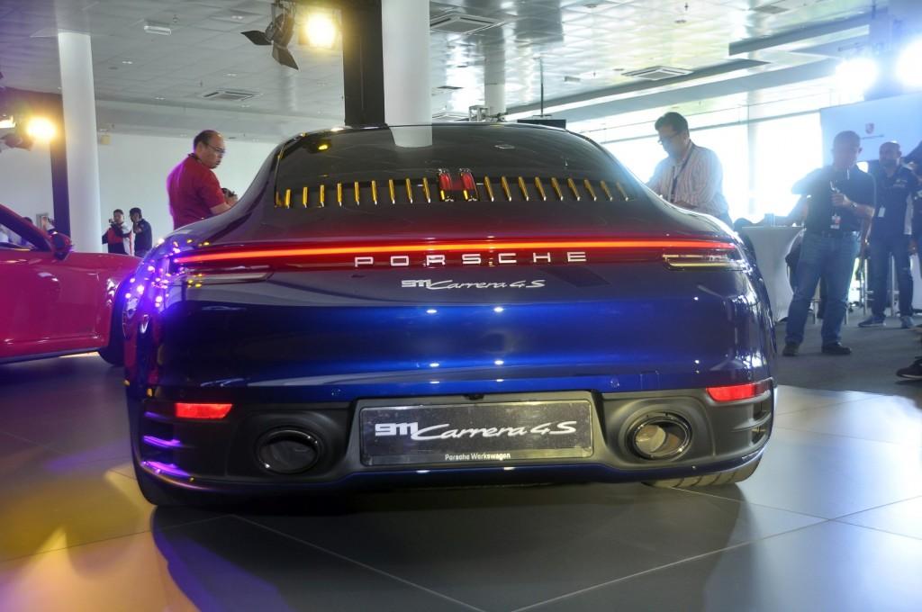 Porsche 991 (992) - 44