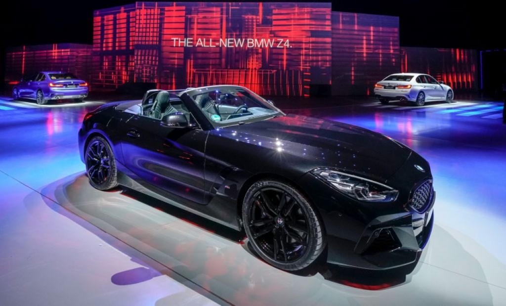 The All-New BMW Z4 (2)