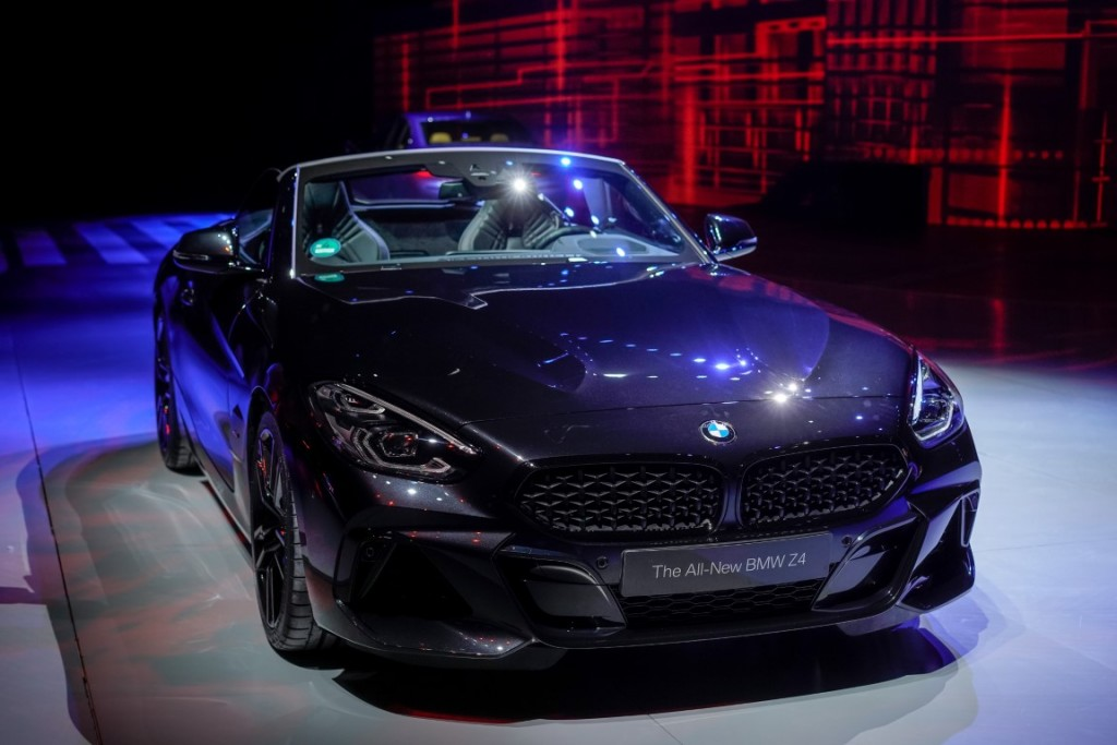 The All-New BMW Z4 (3)