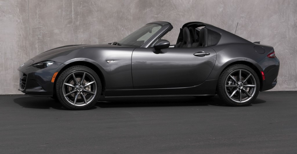 Mx 5 Rf >> Updated Mazda Mx 5 Rf At Rm260k More Power And Connectivity