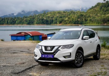 2019 updated Nissan X-Trail (4)