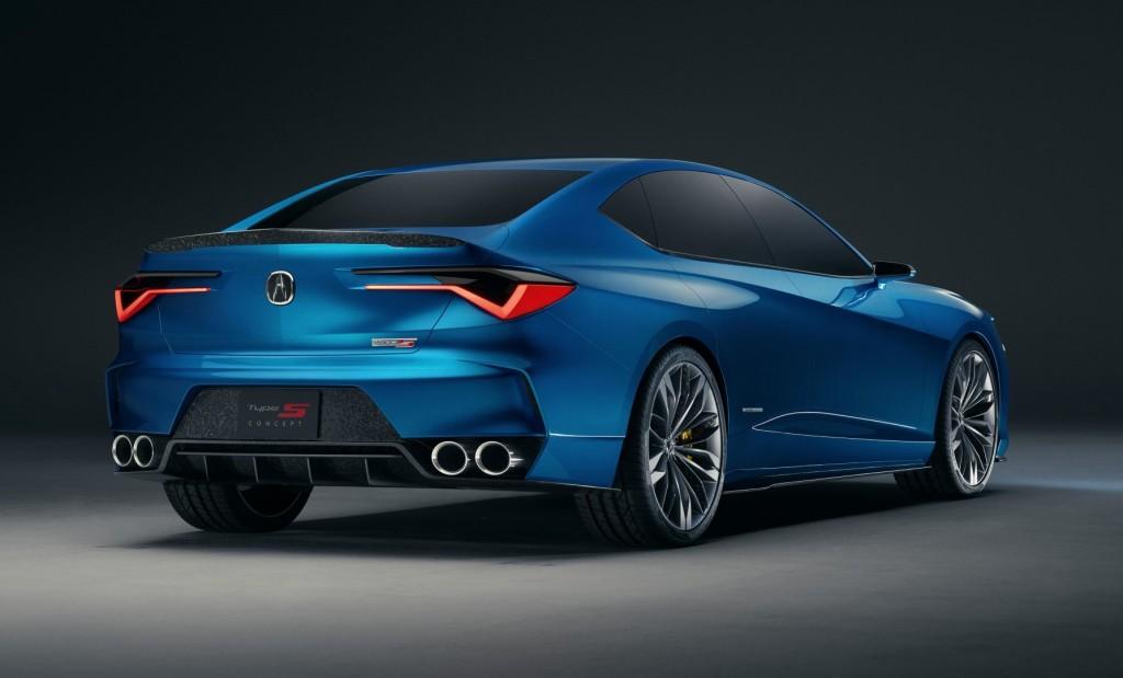 Acura Type S Concept - 07