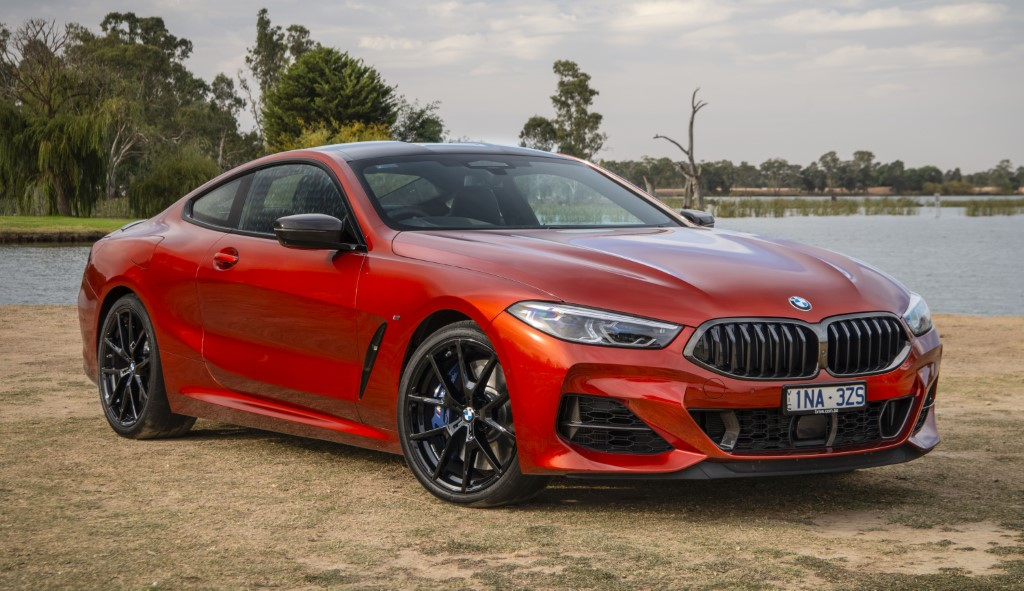 BMW M850i xDrive coupe (1)