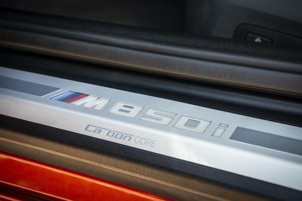 BMW M850i xDrive coupe (10)